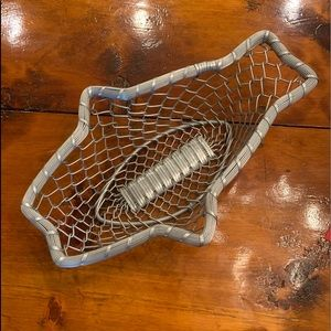 Other - Wire mesh Fish shaped basket!